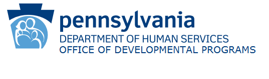 Pennsylvania Department of Human Services Office of Developmental Programs